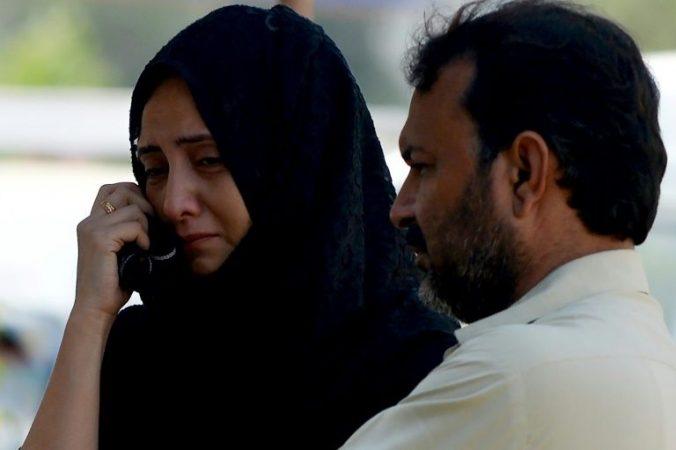 Pakistan dead in air crash survivor says screams