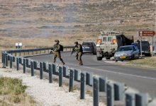 Palestinian killed by Israeli soldiers in the occupied West Bank