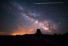 Peak of the Eta Aquariums meteor shower this week
