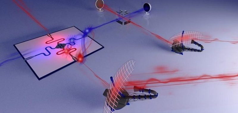Physicists created the first working prototype of the quantum radar