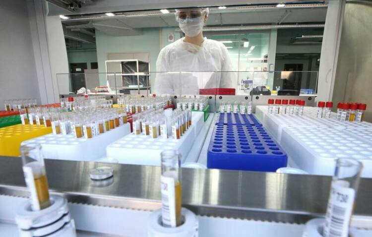 Protective antibodies found in Russian scientists who tested the coronavirus vaccine