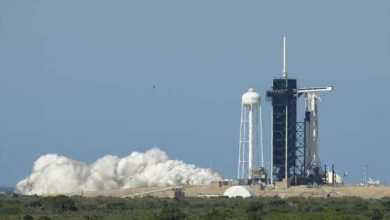 Rocket Falcon completes static fire test before NASA Demo mission