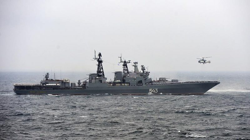 Russian Navy will receive frigate equipped with Zircons
