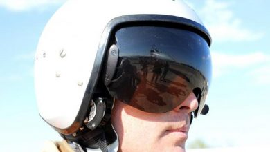 Photo of Russian fighter pilots will receive helmets with augmented reality