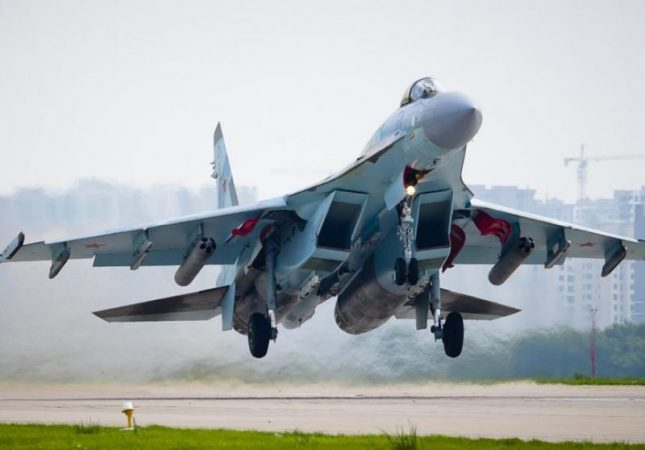 Russian made aircraft called one of the reasons for Chinas superiority over the US Air Force