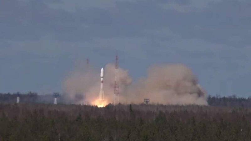 Russian military satellite put into designated orbit