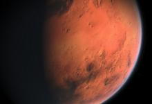 Salt water may exist on Mars