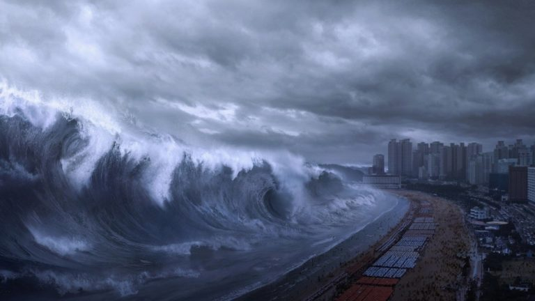 Scientists Warn A Landslide In Alaska Can Cause A Giant Tsunami