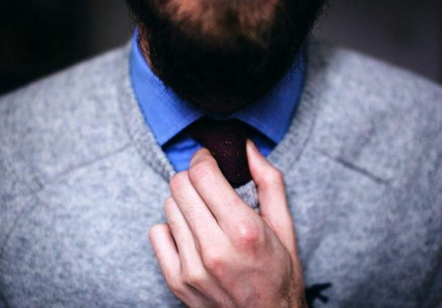 Scientists have found how useful a beard for men