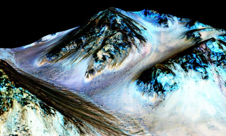 Scientists model the climate of Mars to understand habitability