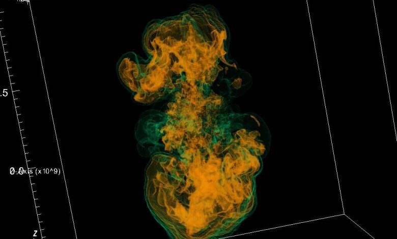 Scientists talk about exploding massive stars and future gravitational wave detectors