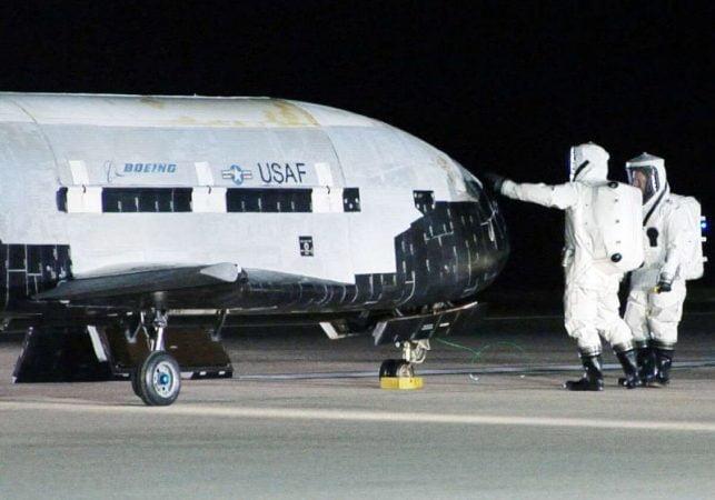 Secret space plane will launch a unique solar experiment into orbit