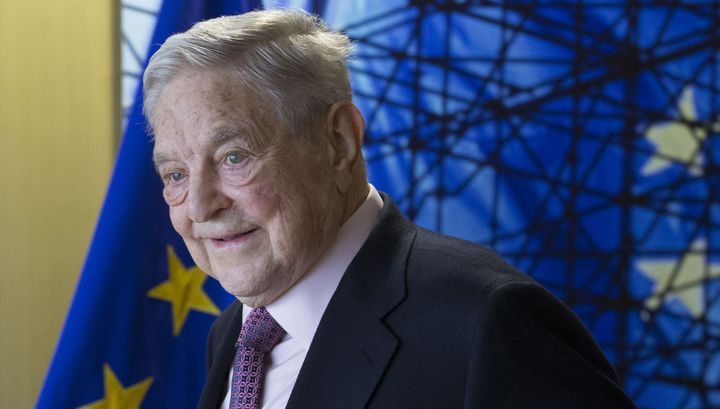 Soros warned about the threat of the collapse of the European Union