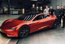 Tesla Roadster will receive jet nozzles to accelerate