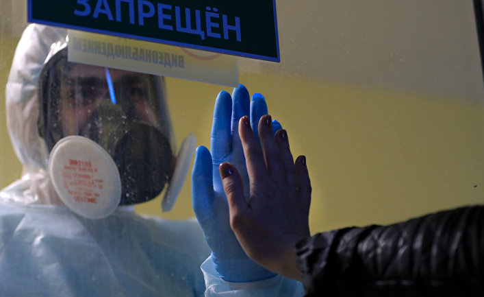 The mysterious situation with the coronavirus is clearing up another people have died in Moscow