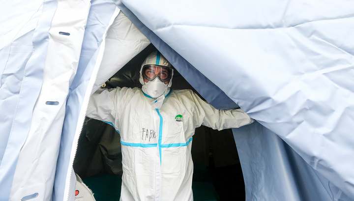 The number of deaths from coronavirus in the world exceeded thousand