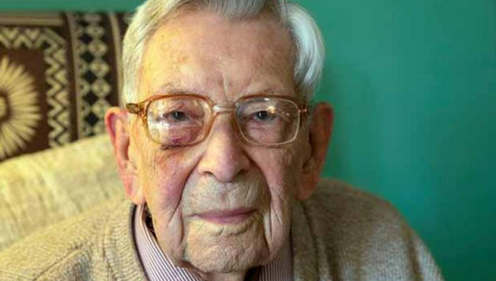 The oldest man on Earth died at the age of