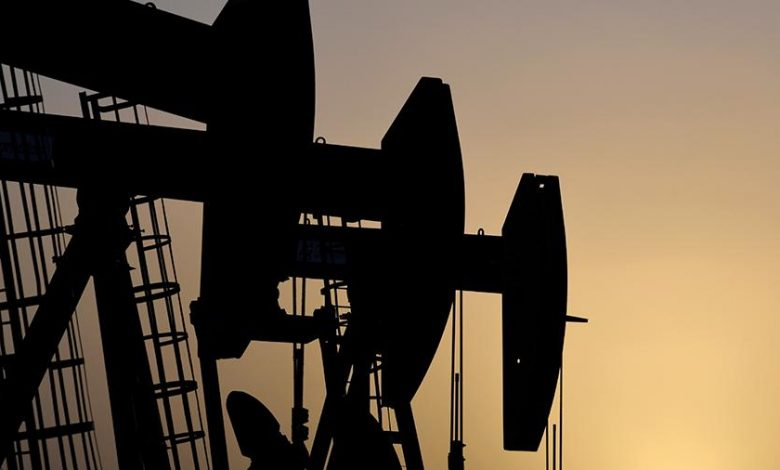 The price of Brent crude decreased by to
