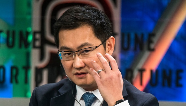 The richest man in the country has changed in China