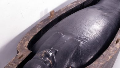 The secret of black liquid from the ancient Egyptian sarcophagus is revealed