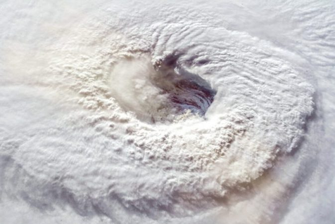 The study confirmed that hurricanes will become stronger