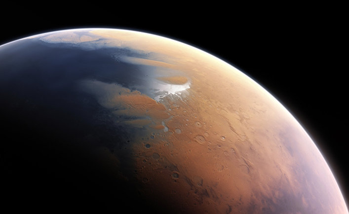 Three countries go to Mars this summer