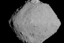 Touching the asteroid Ryugu revealed the secrets of its surface and orbit