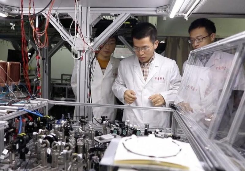 Trump bans Chinese scientists from entering US