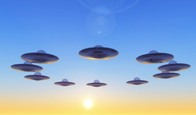 UFO submarine bases places where they are looking for aliens