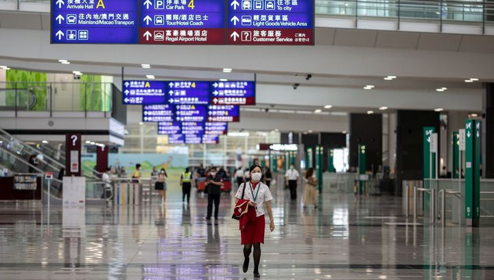 US China conflict over airlines