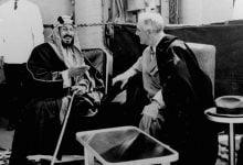 """US Saudi """"catholic marriage"""" ends"""