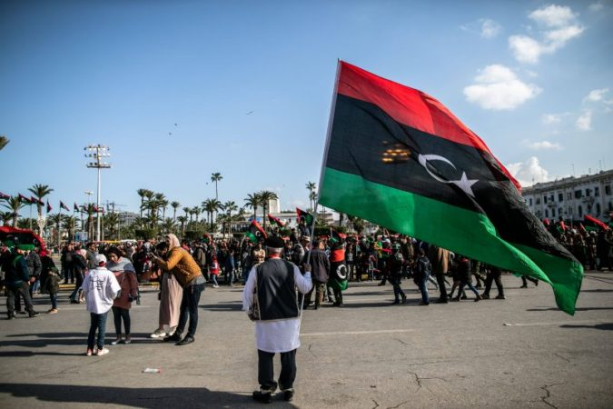 US accuses Russia of printing counterfeit Libyan currency
