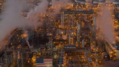 US oil