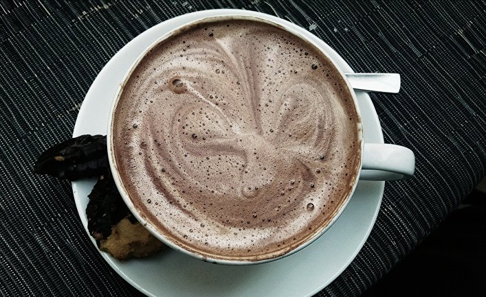 Unknown benefits of hot chocolate