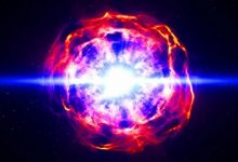What is a supernova and where does it come from