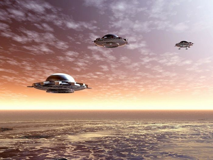 What should be the engine in a UFO