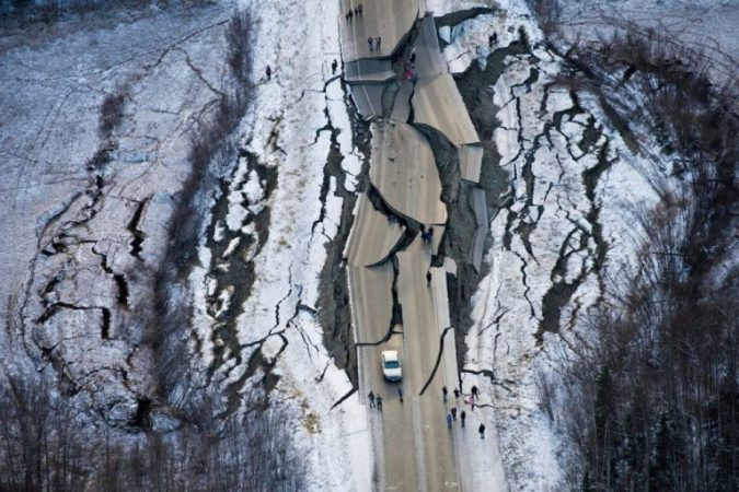 Why are earthquakes more frequent on Earth