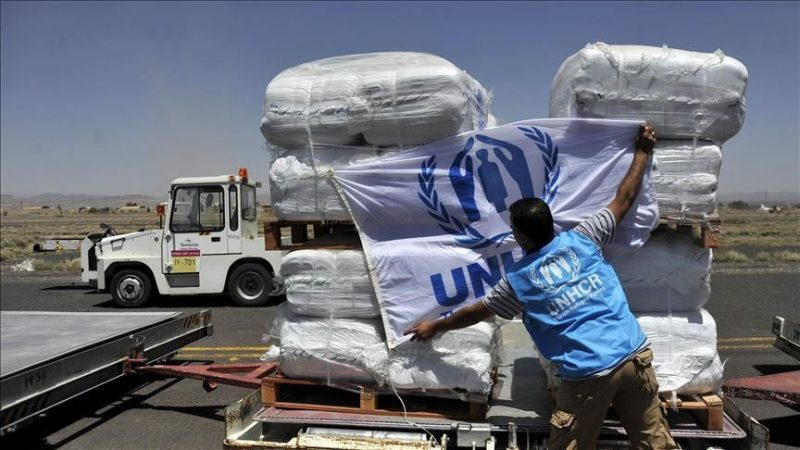 World Health Organization sends 31 tons of aid to Yemen