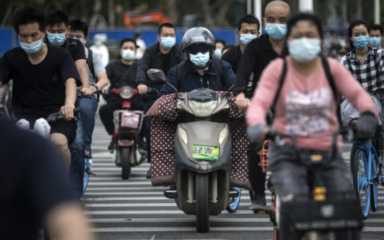 Wuhan will hold the largest coronavirus test in history
