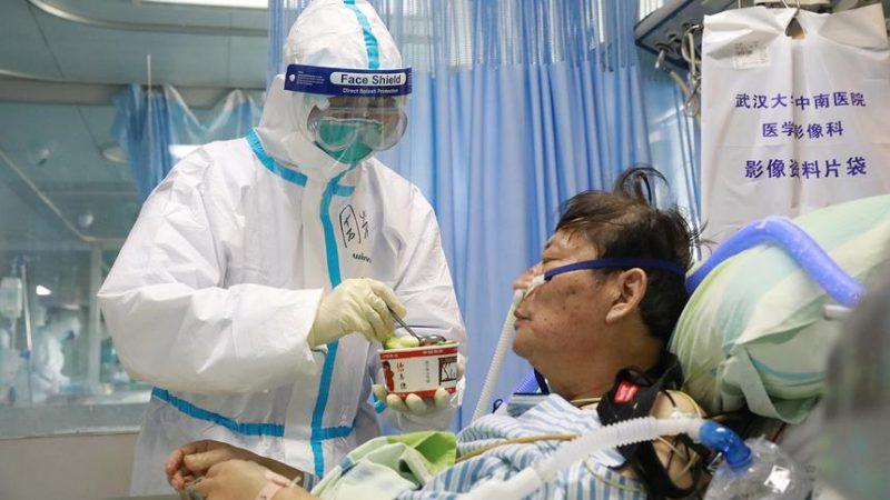 how more often men die from coronavirus than women