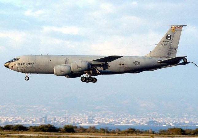 old flying tankers will be turned into aircraft for the search for nuclear weapons