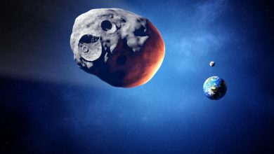 A potentially dangerous asteroid is approaching Earth NASA