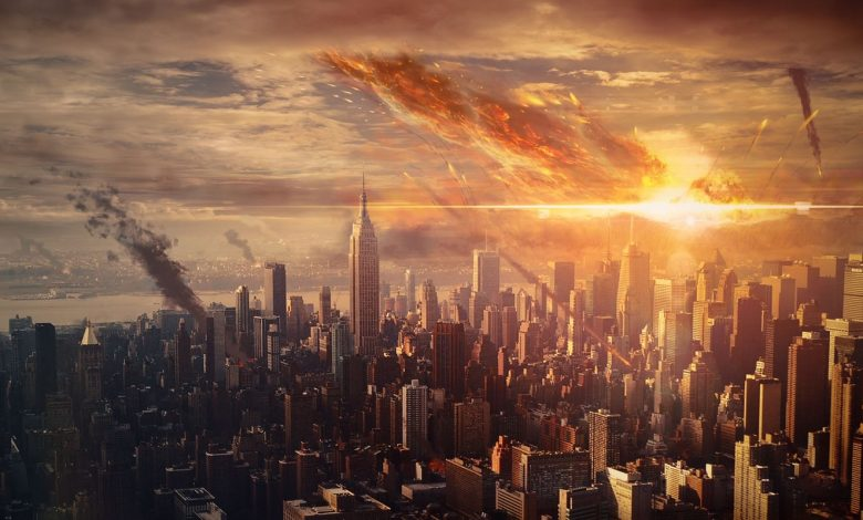 An apocalyptic event may occur in the next 10 years