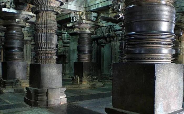 Ancient structures