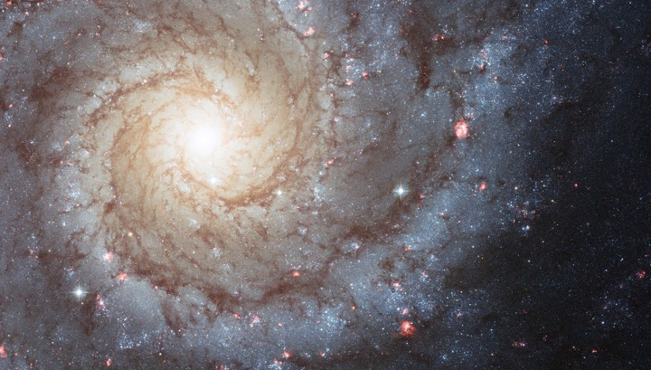 Astronomer found the axis of rotation of the universe