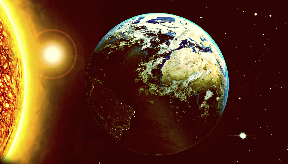 Astronomers have found almost exact copies of the Earth and the Sun