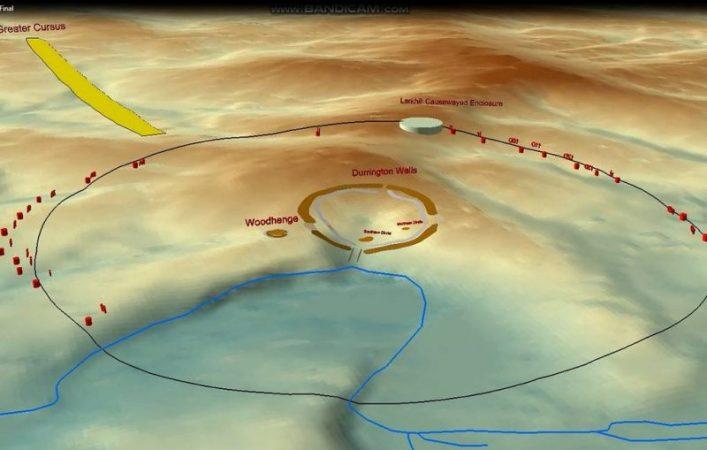 Britains largest Neolithic monument found near Stonehenge