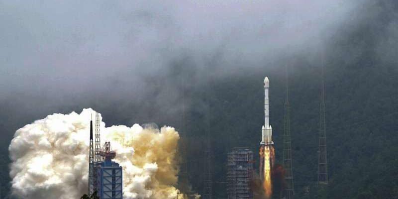 China has created Beidou satellite navigation system