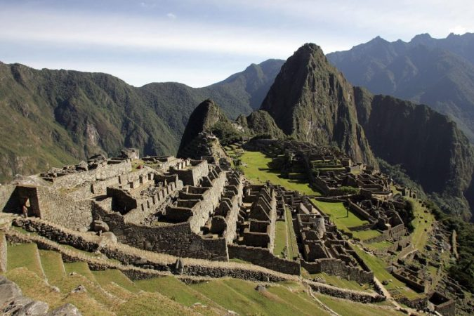Cities of the Gods in India Japan Egypt and Peru