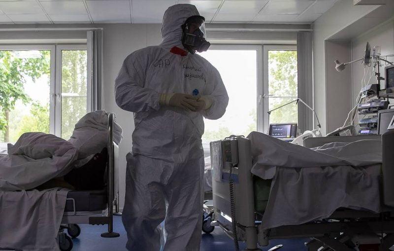 Coronavirus may cause delusions in the elderly